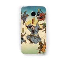 You vs The five mind monkeys Samsung Galaxy Case/Skin