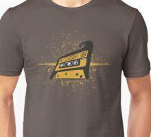 Funky Cassette (colored) Unisex T-Shirt