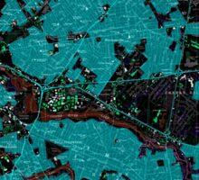 USGS TOPO Map New Jersey NJ Camden 254242 1995 24000 Inverted Sticker