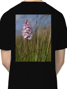 Spotted Orchid,  Portnoo, Co. Donegal Classic T-Shirt