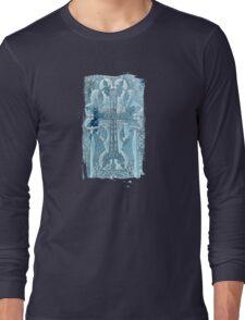Celtic Blue - JUSTART ©  Long Sleeve T-Shirt