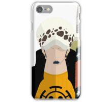 ONE PIECE - TRAFALGAR LAW iPhone Case/Skin