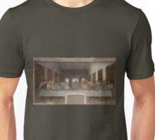 Iconic Leonardo Da Vinci Last Supper Unisex T-Shirt