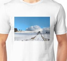 Rolling clouds in the peak district Unisex T-Shirt