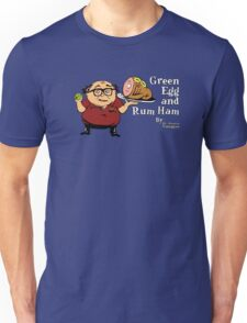 Green Egg and Rum Ham Unisex T-Shirt