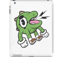 Screaming Dino iPad Case/Skin