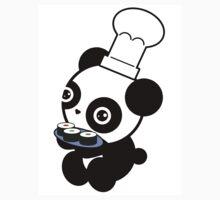 Sushi Panda by Luke Barclay