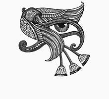 Eye of Horus (Tattoo Style Print) Men's Baseball ¾ T-Shirt