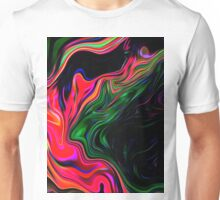 Illustration abstract pattern in nature Unisex T-Shirt