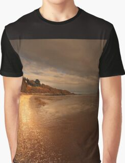 SEASHELS WASHED UP ON THE BEACH Graphic T-Shirt