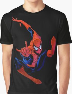 SPIDERMAN Graphic T-Shirt