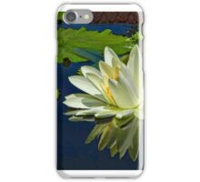 The Art of the Water Lily iPhone Case/Skin