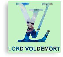 Lord Voldemort1 Canvas Print