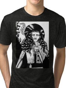Black Hat Tri-blend T-Shirt