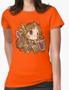 Cute Leona - League of Legends Womens Fitted T-Shirt