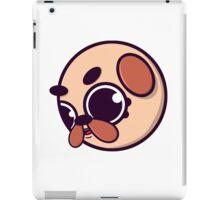 Pug Head iPad Case/Skin