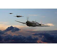 Pacific Warhorse - RAAF Version Photographic Print