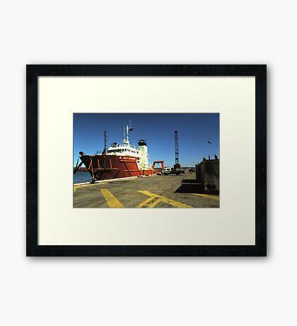c 1985 Western Australia   Framed Print