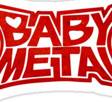 babymetal Sticker