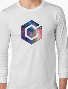 Galaxy GameCube Logo Long Sleeve T-Shirt