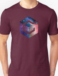 Galaxy GameCube Logo Unisex T-Shirt