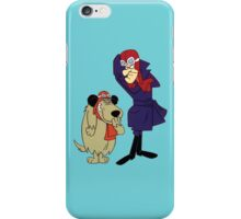 Dastardly & Muttley iPhone Case/Skin