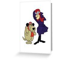 Dastardly & Muttley Greeting Card