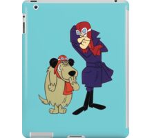 Dastardly & Muttley iPad Case/Skin