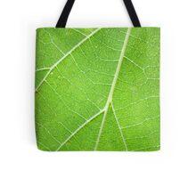 Green Veins - Margaret River, WA Tote Bag