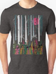 Flying Horses Unisex T-Shirt