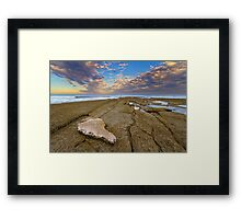 Point impossible Framed Print