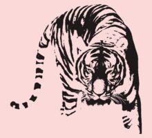 tiger, siberian tiger shirt One Piece - Long Sleeve