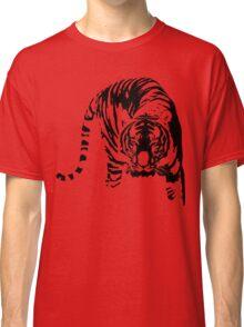 tiger, siberian tiger shirt Classic T-Shirt