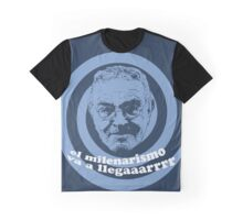 Thinker Fernando Arrabal Graphic T-Shirt