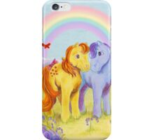 Pastel Pony Friends iPhone Case/Skin