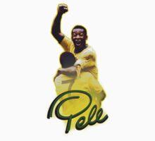 Pele World Cup Brazil One Piece - Long Sleeve