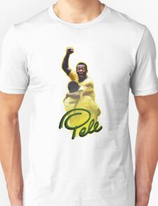 Pele World Cup Brazil Unisex T-Shirt