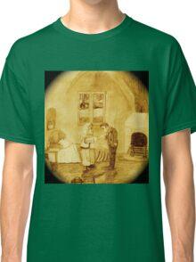 A Room In The Inn Classic T-Shirt