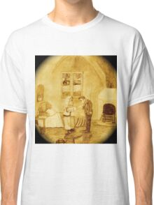 A Room In The Inn Classic T-Shirt