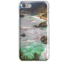 Embracing the rocky parts. iPhone Case/Skin