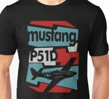 Go Mustang Unisex T-Shirt