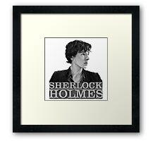 SherlockHolmes 0001 Framed Print