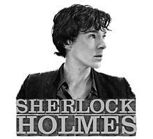 SherlockHolmes 0001 Photographic Print