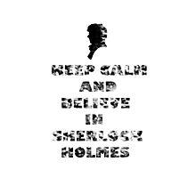 SherlockHolmes 0003 Photographic Print