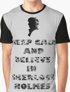 SherlockHolmes 0003 Graphic T-Shirt