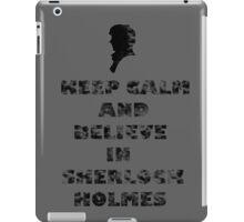 SherlockHolmes 0003 iPad Case/Skin