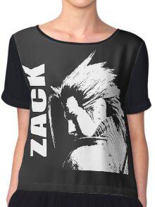 Zack - Final Fantasy VII Chiffon Top