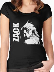 Zack - Final Fantasy VII Women's Fitted Scoop T-Shirt