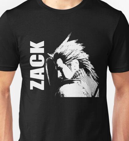 Zack - Final Fantasy VII Unisex T-Shirt