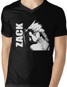 Zack - Final Fantasy VII Mens V-Neck T-Shirt